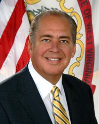 Acting Governor Earl Ray Tomblin