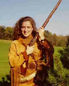 Mountaineer Natalia Tennant