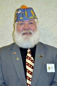 Sons of The American Legion Detachment of West Virginia Commander Rocky Fox